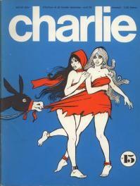 CHARLIE cover: Paulette
