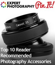 #papercrafting #photography resources  Top 10 Reader Recommended Photography Accessories