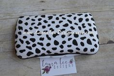 Black and White Ink Spots Polka Dots by LauraLeeDesigns108 on Etsy