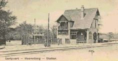 station Santpoort Zuid 1900