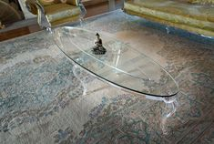 Beautiful Elysee Coffee Table by Leading Acrylic Furniture Manufacturers- Sharooz-Art. We also deal in Acrylic Coffee Tables. Call Now Lucite Furniture, Acrylic Furniture, Glass Furniture, Art Deco Furniture, Modern Furniture, Coffee Table Base, Modern Coffee Tables, Home Board, Buy Furniture Online