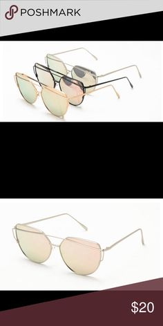 2d473bbe81d8f Women s Cat eye Aviators Coming Soon Takings Pre Orders 3 colors brand new!  Accessories Sunglasses