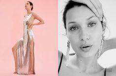 Белла Хадид в Exit Magazine (Интернет-журнал ETODAY)