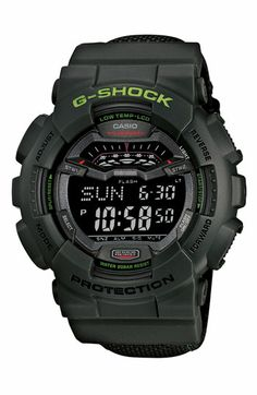 G-Shock  Winter Glide  Digital Watch 57a3b0058052