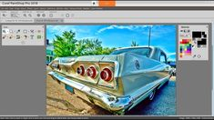 See PaintShop Pro 2018's simplified user interface