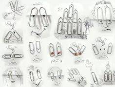 What can you do with a paperclip?