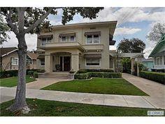 155 N Cleveland St, Orange, CA.    1922 Frank Lloyd Wright home w/ 5 bedrooms