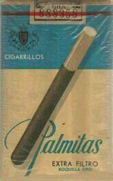 Cigarrillos Palmita Vintage Cigarette Ads, Cigarette Brands, Cigar Smoking, Old Ads, Vintage Labels, Vintage Paper, Nostalgia, Advertising, Smoke