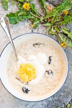 Recipes for Overnight Oats: Cocoa Nib and Pomegranate Overnight Oats ...