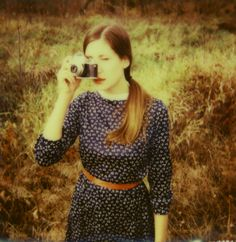 Hania / Polaroid