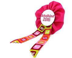 AnneSvea Orden Schulkind 2016 pink Einschulung Schultüte Zuckertüte Deko Geschenk Mitbringsel AnneSvea http://www.amazon.de/dp/B01ATWW8M6/ref=cm_sw_r_pi_dp_az.Zwb1JMQP32