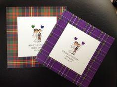 Scottish wedding invitation Celtic Wedding Pinterest