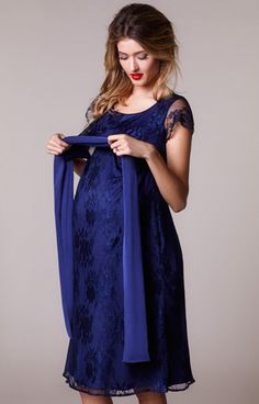 April Nursing Lace Dress Arabian Nights - Maternity Wedding Dresses, Evening Wear and Party Clothes by Tiffany Rose AU Maternity Dresses Summer, Maternity Nursing Dress, Maternity Wear, Maternity Fashion, Maternity Wedding, Pregnancy Fashion, Formal Nursing Dress, Buy Dress, Lace Dress
