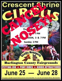 URGENT! Action Needed for Nosey in New Jersey!