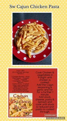 Slimming Eats, Slimming World Recipes, Diet Recipes, Cooking Recipes, Healthy Recipes, Meal Ideas, Food Ideas, Syn Free Food, Dieting Foods