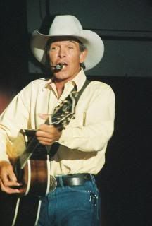 Chris LeDoux opened  for Sawyer Brown in Ozark Al 1996ish