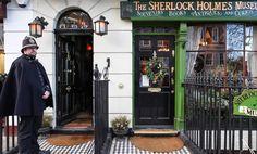 Wow, Rumah Sherlock Holmes Bisa KIta Kuncungi Di London