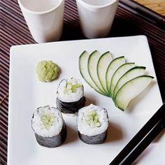 Simple Nori Rolls Recipe on Yummly. @yummly #recipe