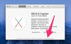 """Apple: Mac OS X El Capitan ist nur ausgeliehen! - https://apfeleimer.de/2015/10/apple-mac-os-x-el-capitan-ist-nur-ausgeliehen - Appleverkauft das Betriebssystem OS X El Capitan 10.11 nicht – Appleverleiht El Capitan lediglich zur Nutzung. Dies stellt Robb Shecter, selbst IT-Anwalt mit """"gutem Verständnis für Lizenz-, Marken- und Urheberrecht"""" sowie Software Entwickler mit 20 Jahren Berufserfahrung nach ..."""