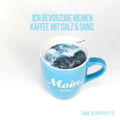 Kaffee am Meer - Das wär's!