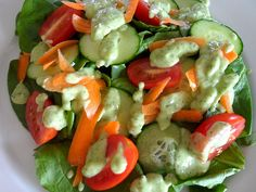 avocado dill dressing