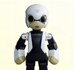 Chatty Japanese robot to be astronaut's space buddy via @CNET