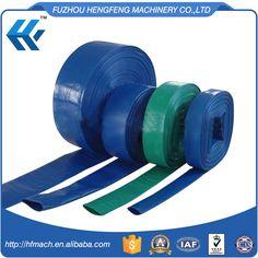 Hot sale pvc layflat hose 3 lay flat water hose asoe layflat hose