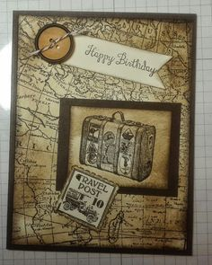 Magnolia's Place: Stampin' Up! Traveler