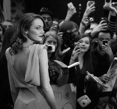 Emma Stone's Red Carpet Beauty   #VioletGrey, The Industry's Beauty Edit