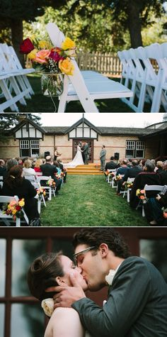 Calgary Wedding at The Ranche from Diane + Mike Photography