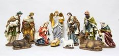 From the beloved Heaven's Majesty Brand. Wood Carving, Heaven, Nativity Sets, Gifts, Painting, Beautiful, Art, Nativity Scenes, Art Background