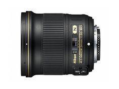 EDGED : 니콘, 광각 단렌즈 'AF-S NIKKOR 24mm f/1.8G ED' 발매