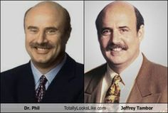 Phil & Jeffery Tambour (known for the Larry Sanders Show) Types Of Ghosts, The Larry Sanders Show, When You See It, Evil Twin, Walk The Earth, Double Take, Look Alike, Tambour, Funny Things