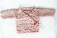Newborn present. by Jacobstoyshop on Etsy Baby Knitting, Crochet Baby, Baby Layette, Knitted Baby Clothes, Baby Coat, Baby Sweaters, Handmade Baby, Pink Sweater, Trending Outfits