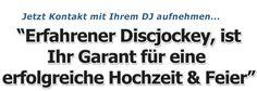 http://www.dj-ruegen.de DJ auf Rügen für Hochzeiten und Feiern buchen 2015