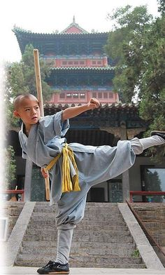 #Shaolin