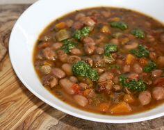 Summer Bean Soup | Tasty Kitchen: A Happy Recipe Community!