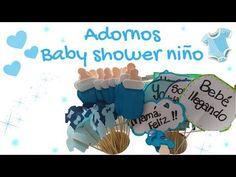 Ideas y juegos para organizar un baby shower - YouTube