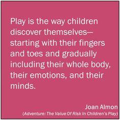 children's quotes on play - Google zoeken