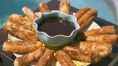 Chocolatey Churros