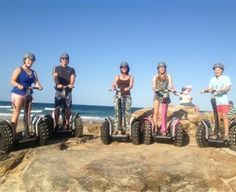 Gold Coast Tours, Segway Tours, Hiring Segways, Sunshine Coast Tours