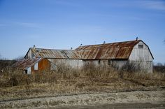 This Old Barn by Richmann