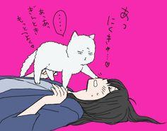 Tags: Gintama, Sakata Gintoki, Katsura Kotarou, Ginzura