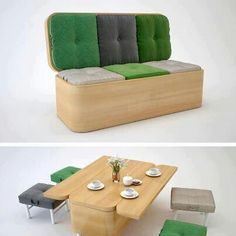 Cool space saver idea