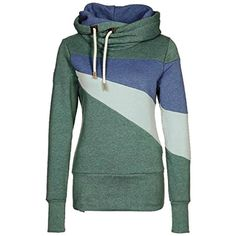 Women's Casual Thicken Pullover Hoodie Slim Fit Fleece Sweatshirts *** Details can be found by clicking on the image. (This is an affiliate link) #FashionHoodiesSweatshirts