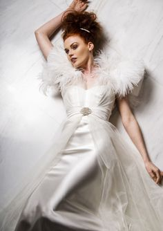 Stylish and Sophisticated Bridal Gowns from Karen Willis Holmes