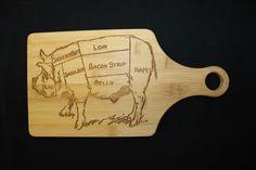 Little Piggy Cuting Board