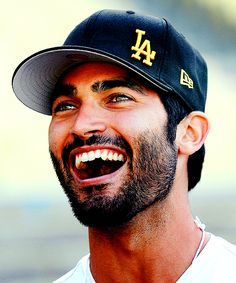 big smiles are my kryptonite. . but then again so is pretty much everything else about tyler hoechlin
