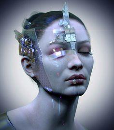 Tech cyberborg