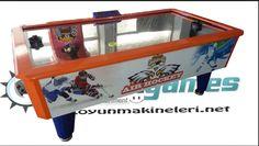 Air Hockey - Oyun Makineleri Satış Servis ve Oyun Makinaları Fiyatları